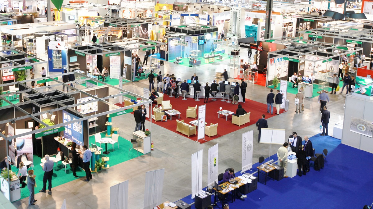 A Beginner's Guide to Organising Trade Shows | Fruit and Vine